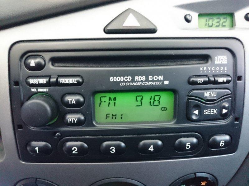Ford Focus 1.8 TDCi 100CV Trend