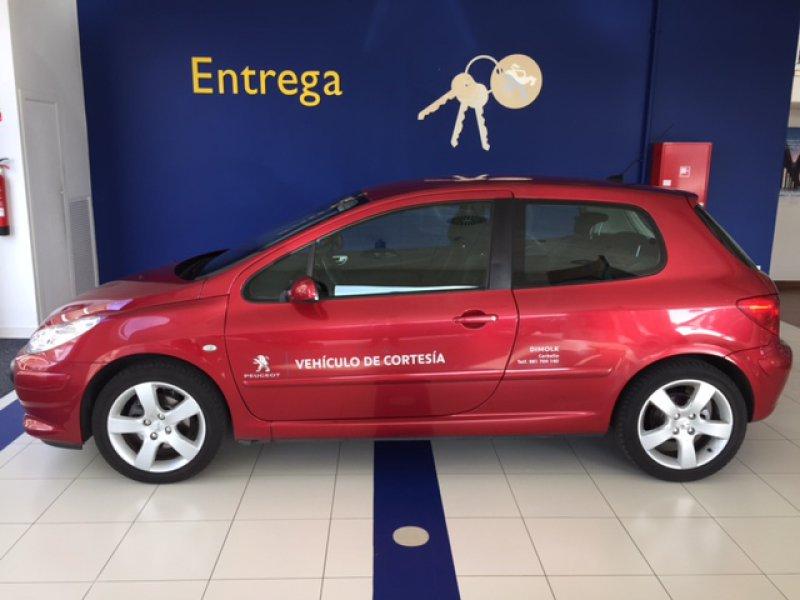 Peugeot 307 1.6 HDi XS+