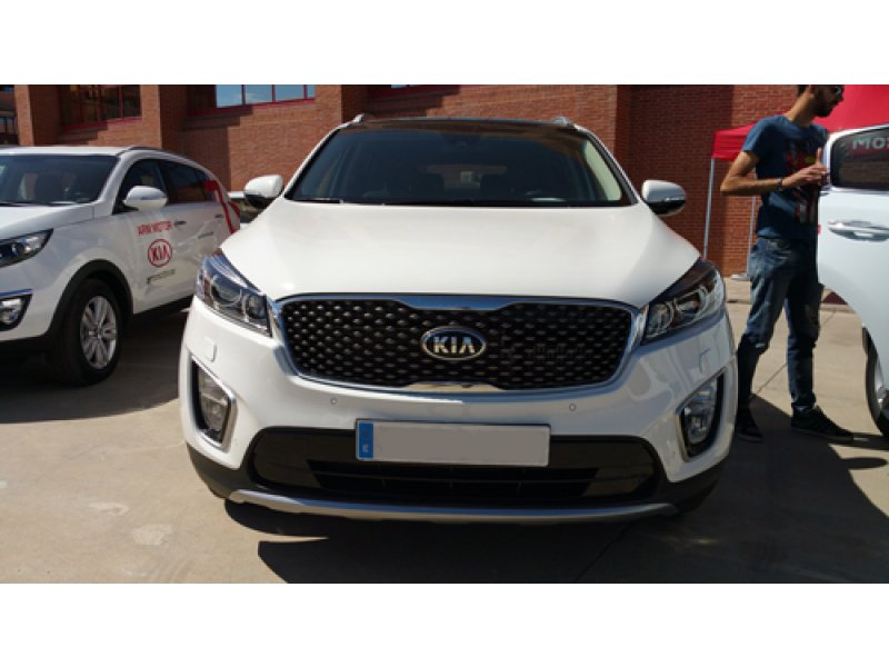 Kia Sorento 2.2 CRDi 4x4 Emotion