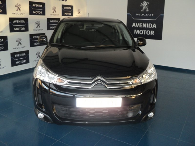 Citroen C4 Aircross HDi 115 Stop & Start 6v Live Edition