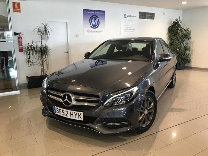 Mercedes-Benz Clase C C 220 170 CV BlueTEC -