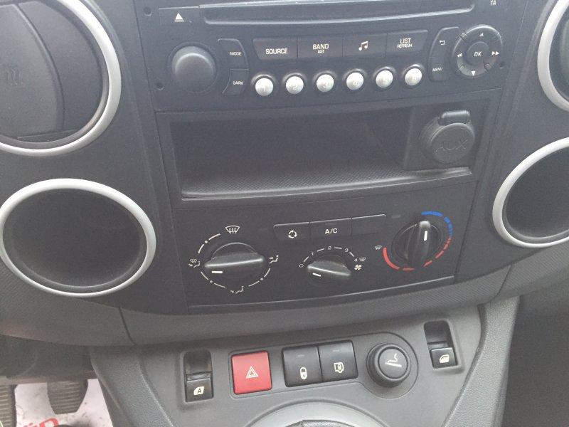 Citroen Berlingo 1.6 HDi 90cv Furgón 600