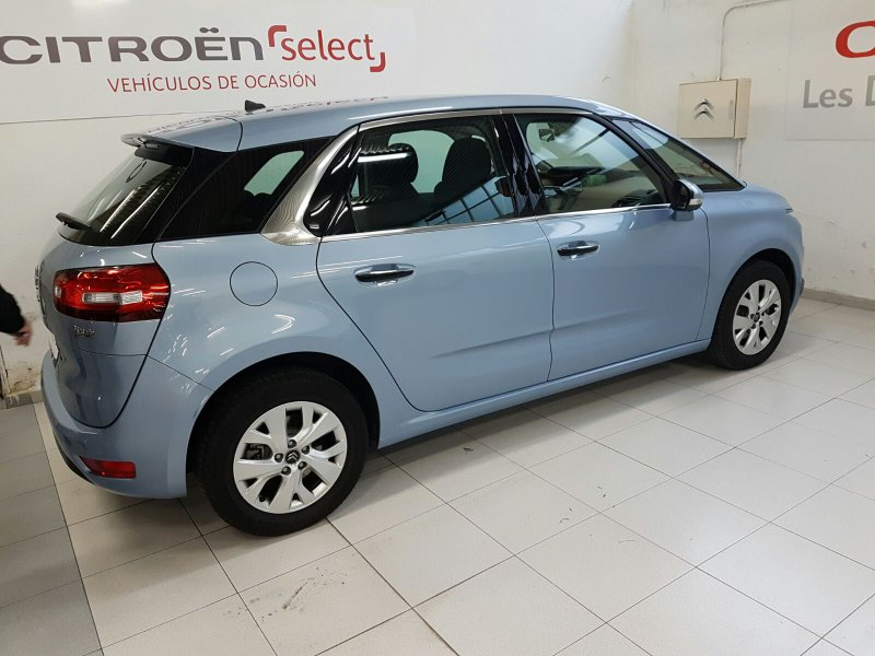 Citroen C4 Picasso BlueHDi 120cv EAT6 Feel