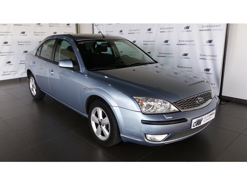 Ford Mondeo 2.0 TDCi 140 Trend
