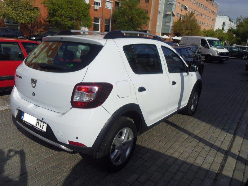 Dacia Stepway 1.5 dci 90cv