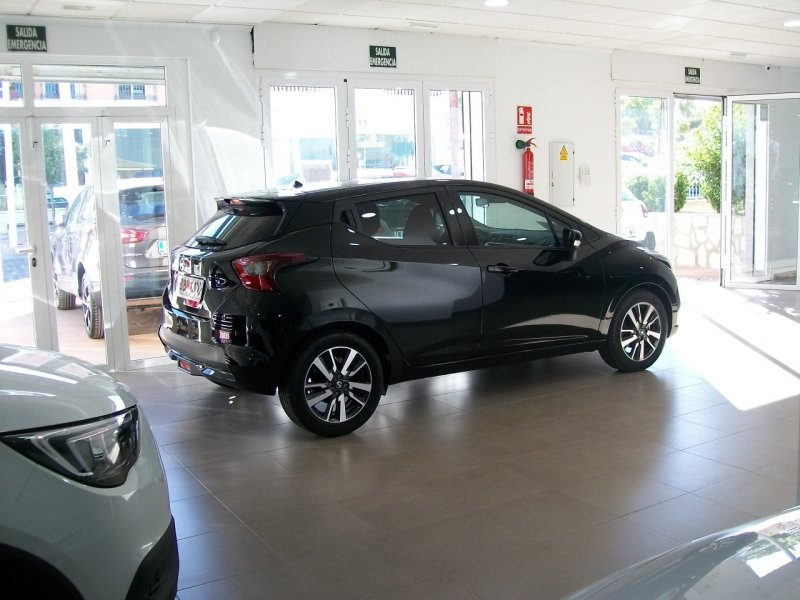 Nissan Micra 5p IG-T BOSE Limited Edition BOSE LIMITED EDITION