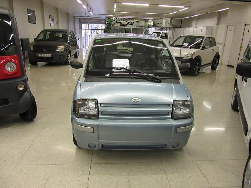 Microcar MC2 YANMAR