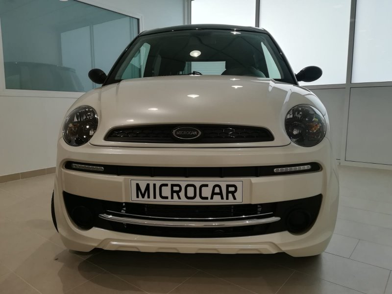 Microcar MGO Dynamic 6 cv