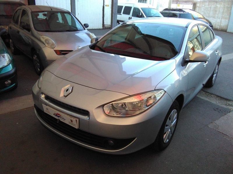 Renault Fluence dCi 110cv Dynamique