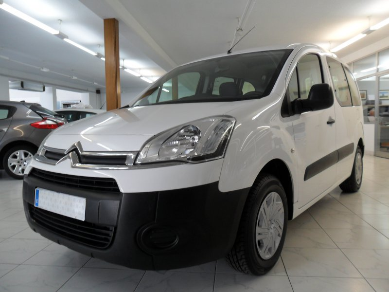 Citroen Berlingo 1.6 HDi 75 ATRACTION