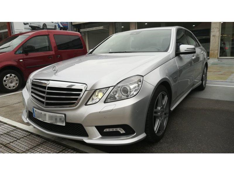 Mercedes-Benz Clase E E 200 CDI Blue Efficiency Avantgarde Amg