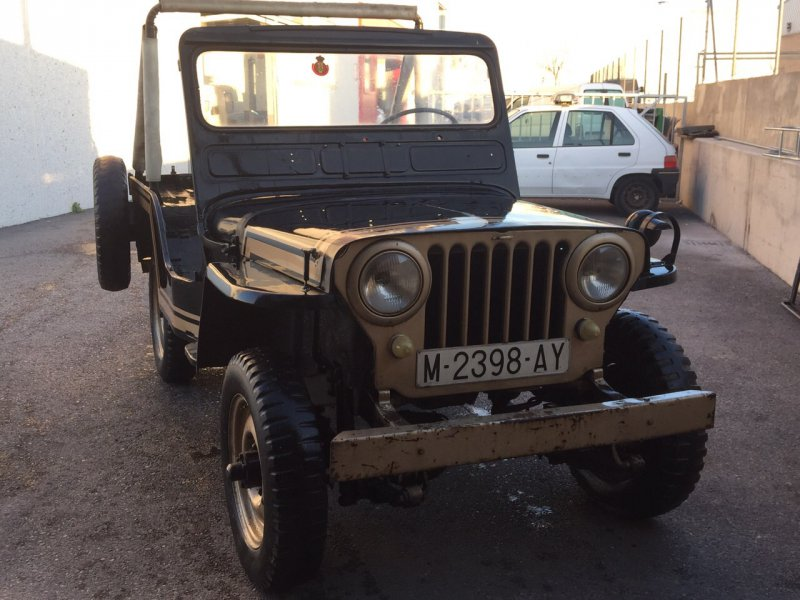 Jeep Willys PERKINS