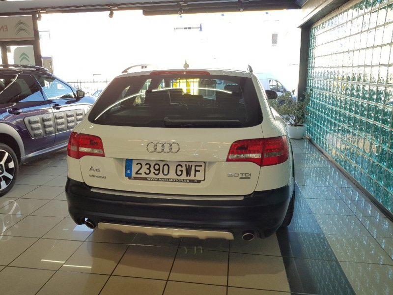 Audi Allroad Quattro 3.0 TDI tiptronic 240cv DPF Corporate