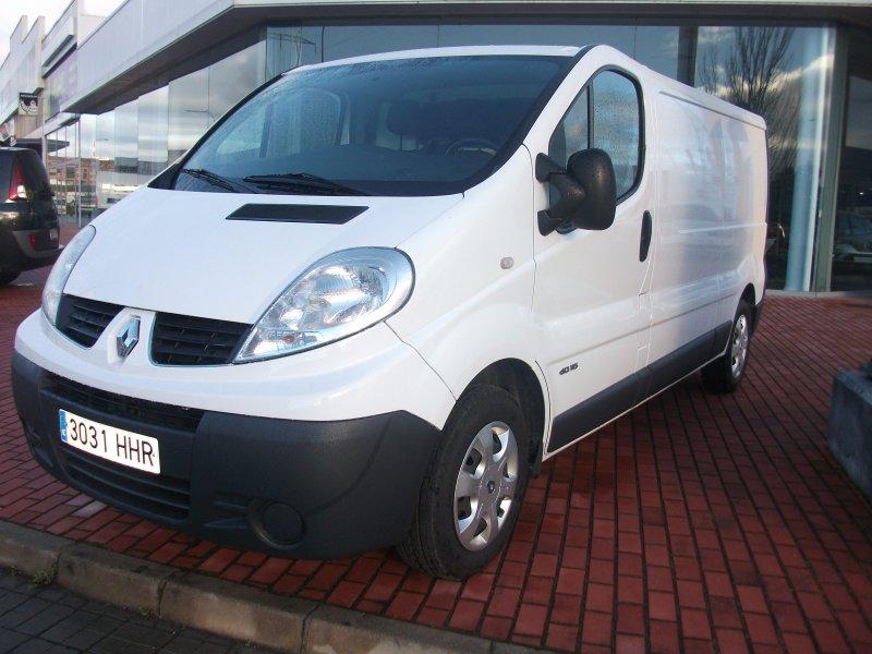 Renault Trafic Furgón 29 L2H2 dCi 115 E5 -