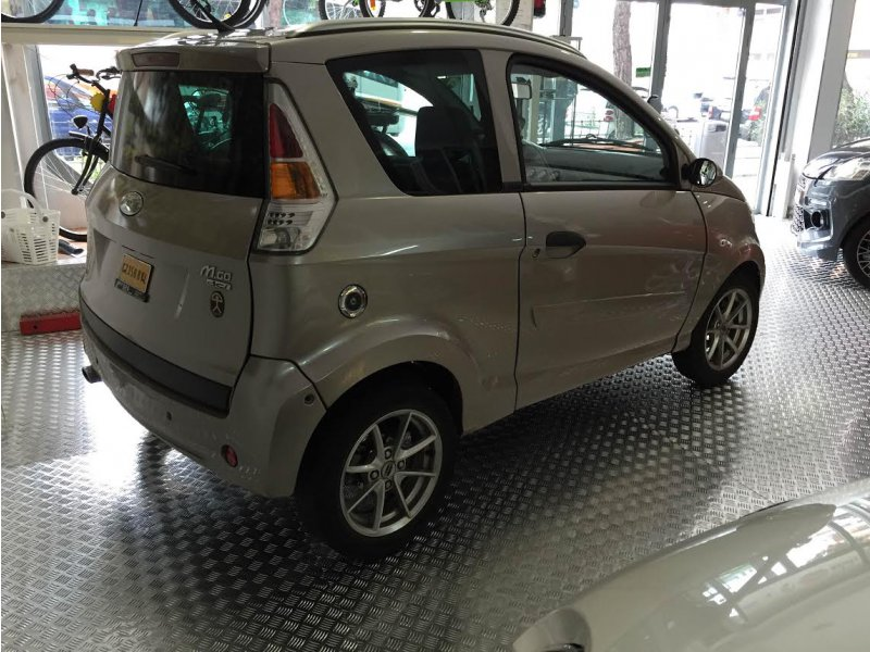 Microcar MGO Premium DCI SXI
