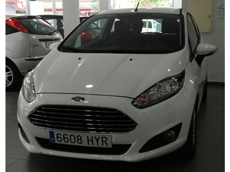 Ford Fiesta 1.0 EcoBoost 100cv 3p Trend