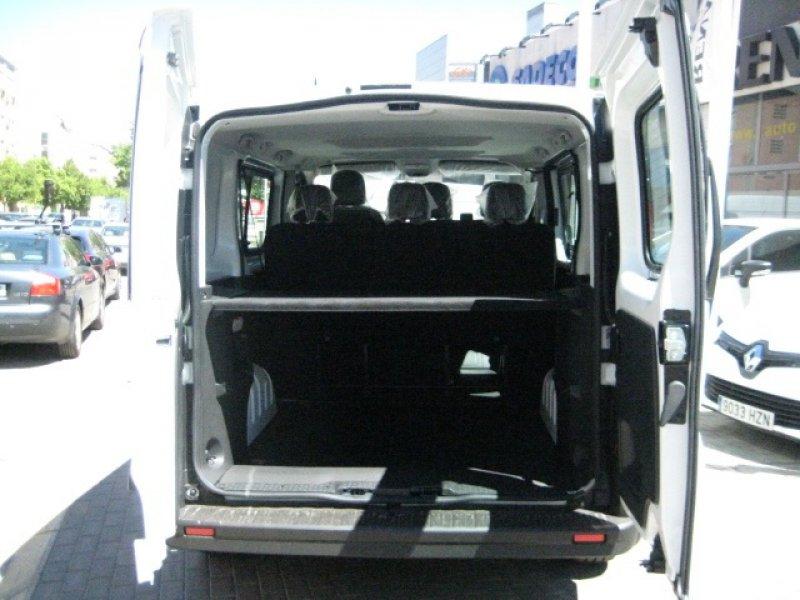 Renault Trafic 1.6 DCI 125 CV Passenger