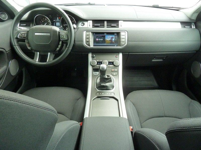 Land Rover Range Rover Evoque 2.0L TD4 Diesel 150CV 4x4 Pure