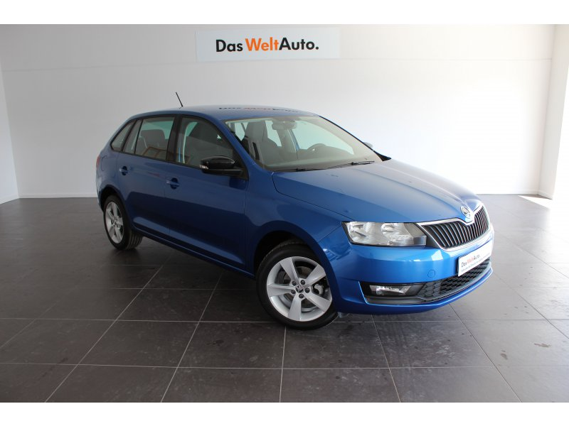 Skoda Spaceback 1.0 TSI 70KW (95cv) Spaceback Like