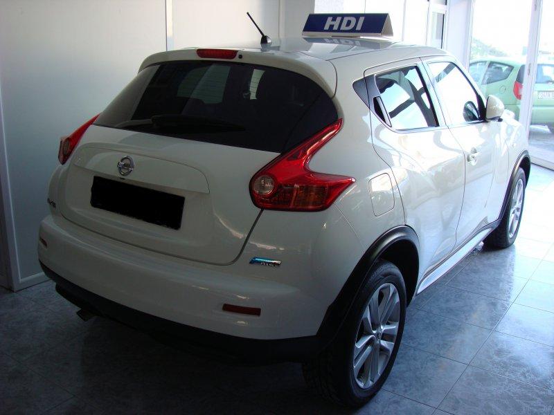 Nissan Juke 1.5 dCi 4X2 110cv TEKNA PREMIUM
