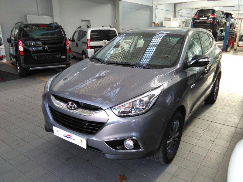 Hyundai IX35 1.6 GDi BlueDrive 4x2 Kosmo Klass