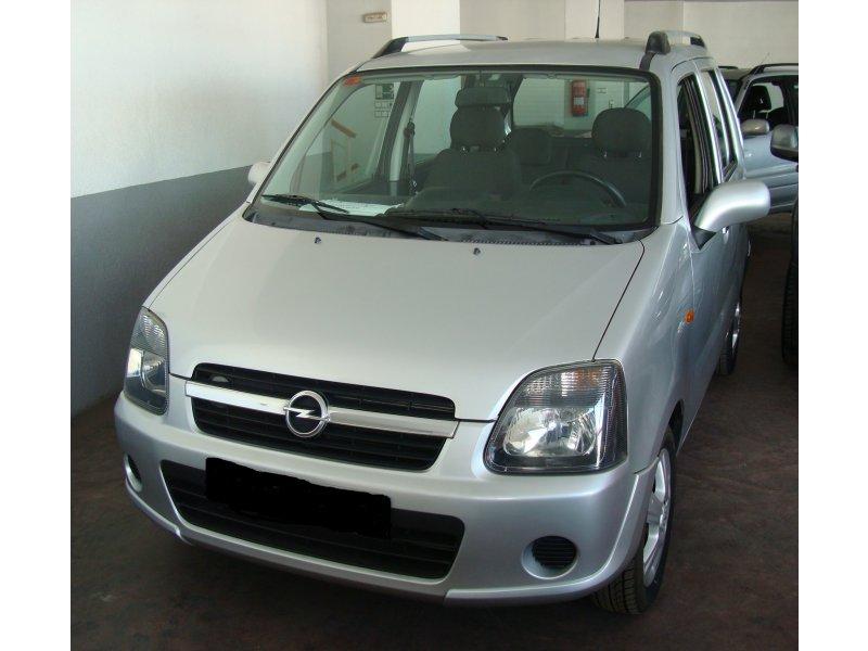 Opel Agila 1.2 80cv 1.2 16v