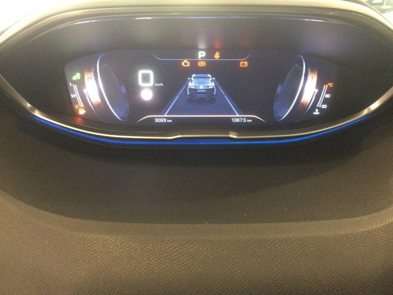 Peugeot 3008 2.0 BLUEHDI 180 HP AUTO S&S GT