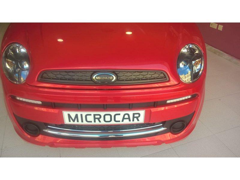 Microcar M. Go Higland DCI 1.4 TDi Style