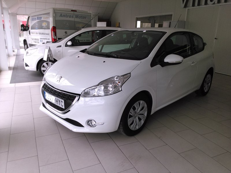 Peugeot 208 3P ACTIVE 1.6 e-HDi 92 Active