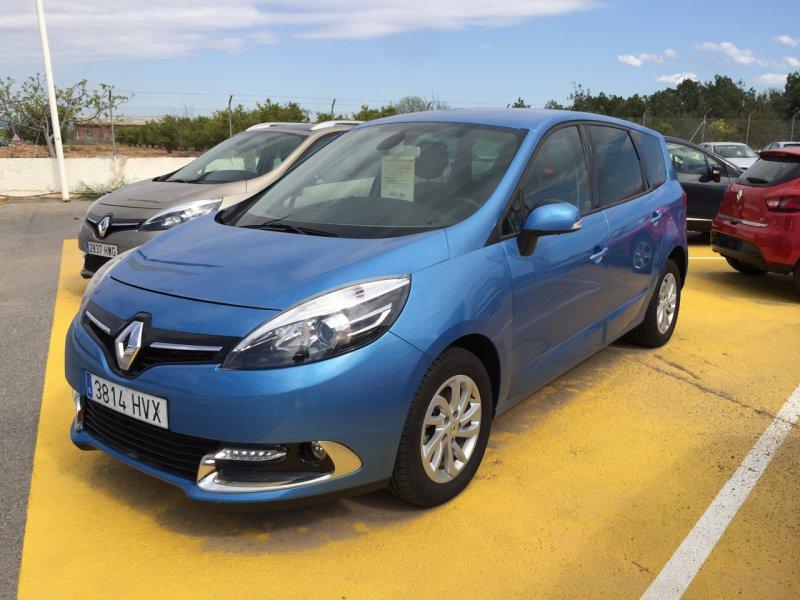 Renault Grand Scénic Energy dCi 130 eco2 7p Dynamique