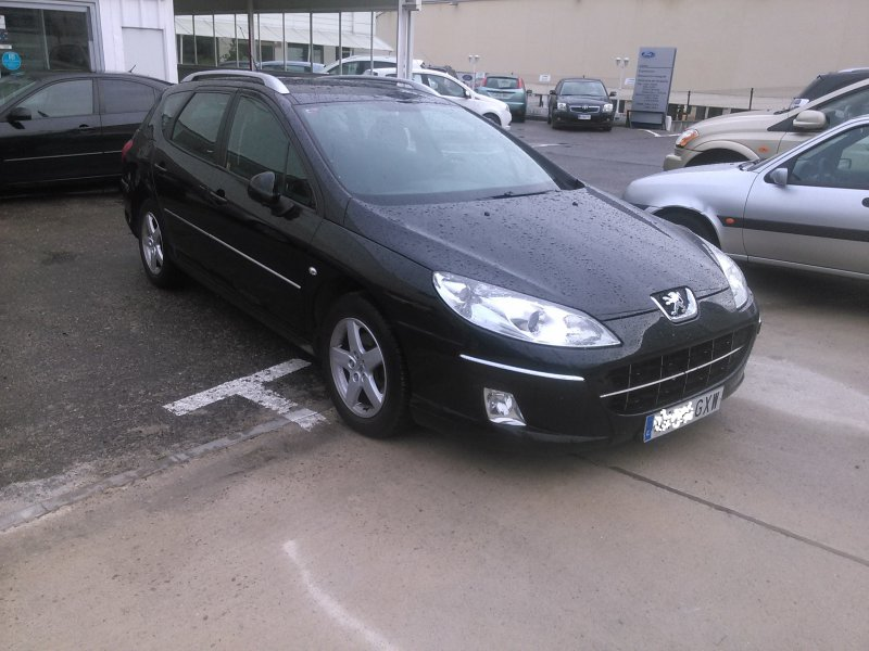 Peugeot 407 SW 2.0 HDi 136 ST Confort
