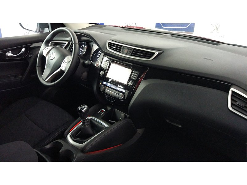 Nissan Qashqai 1.5dCi S&S 4x2 110CV N-TEC