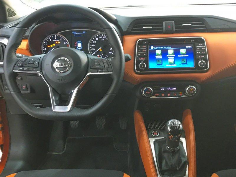 Nissan Micra 5p IG-T TEKNA
