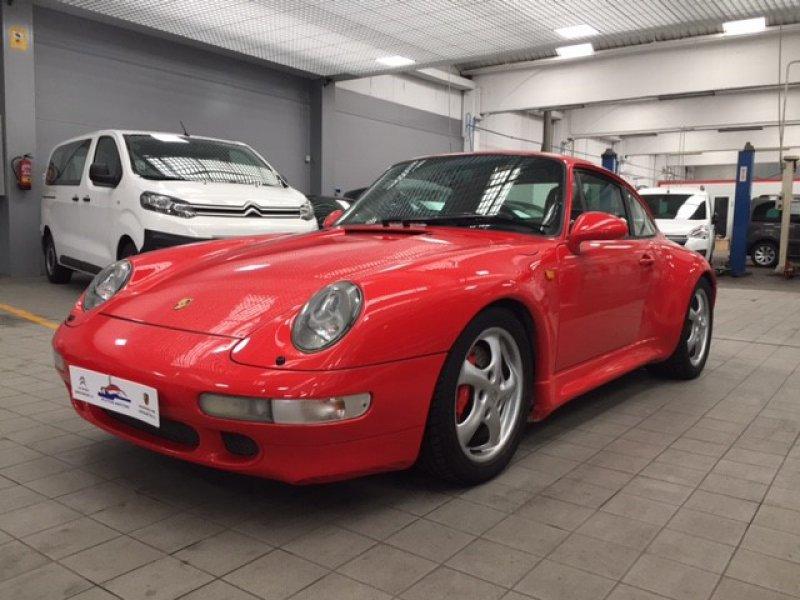 Porsche 911 CARRERA 4S 993 CARRERA 4S