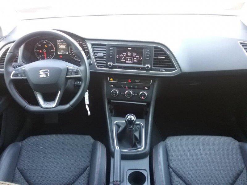 SEAT León 2.0 TDI 184cv FR