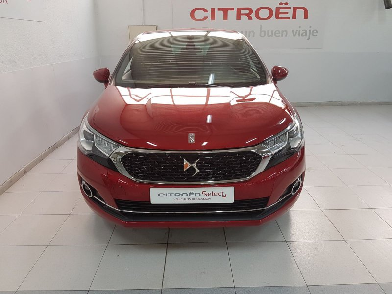 DS DS 4 1.6 BlueHDi 88kW (120CV) Style