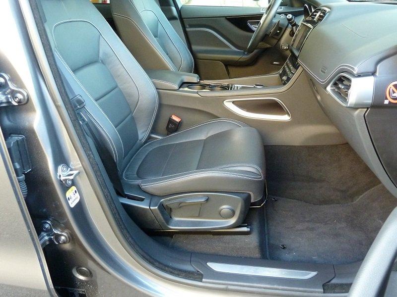 Jaguar F-Pace 3.0L TDV6 AWD Automático R-Sport