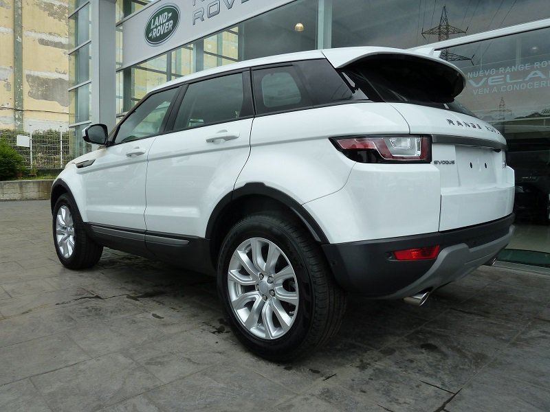 Land Rover Range Rover Evoque 2.0L TD4 Diesel 110kW (150CV) 4x4 SE