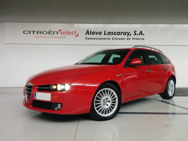 Alfa Romeo 159 1.9 JTD 16v Sportwagon Selective