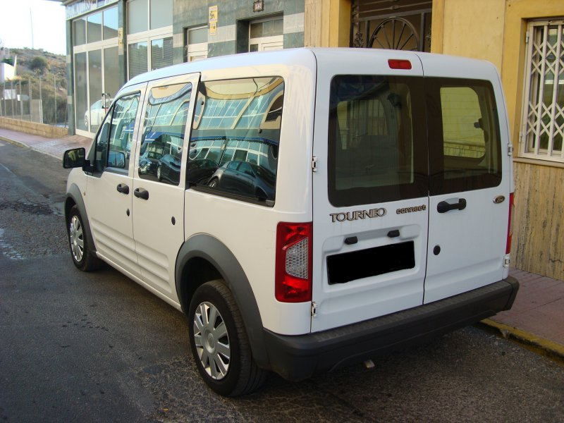 Ford Tourneo Connect 1.8 TDCI 90cv