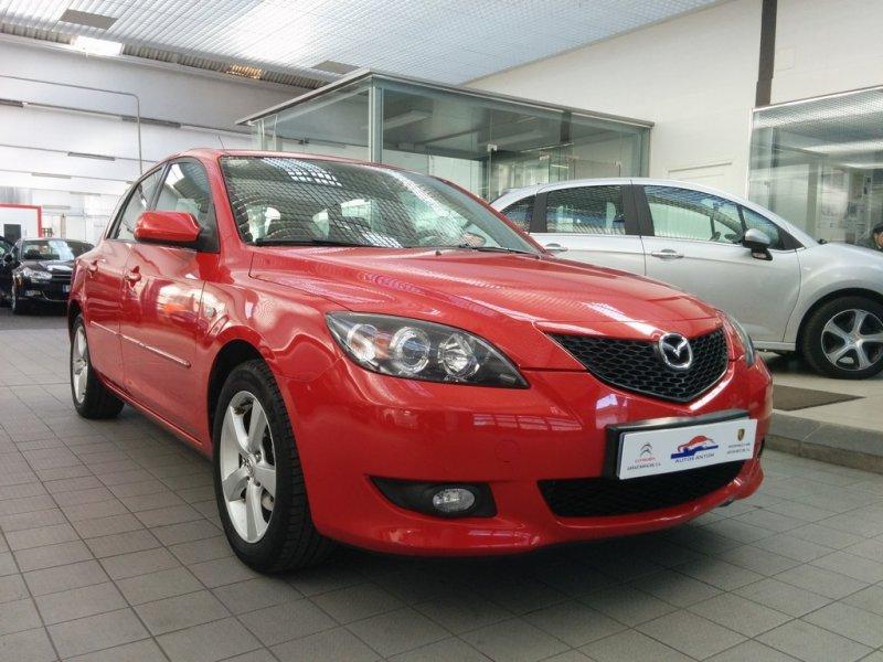 Mazda Mazda3 1.6 VVT Active +