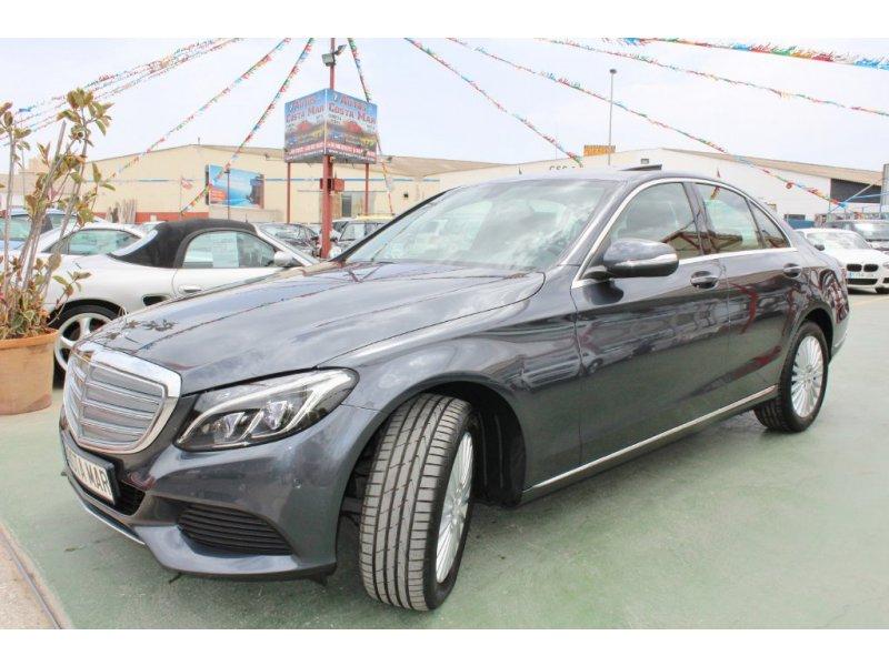 Mercedes-Benz Clase C C 220 CDI BE Avantgarde Blue Effic. Ed. Blue Efficiency Edition