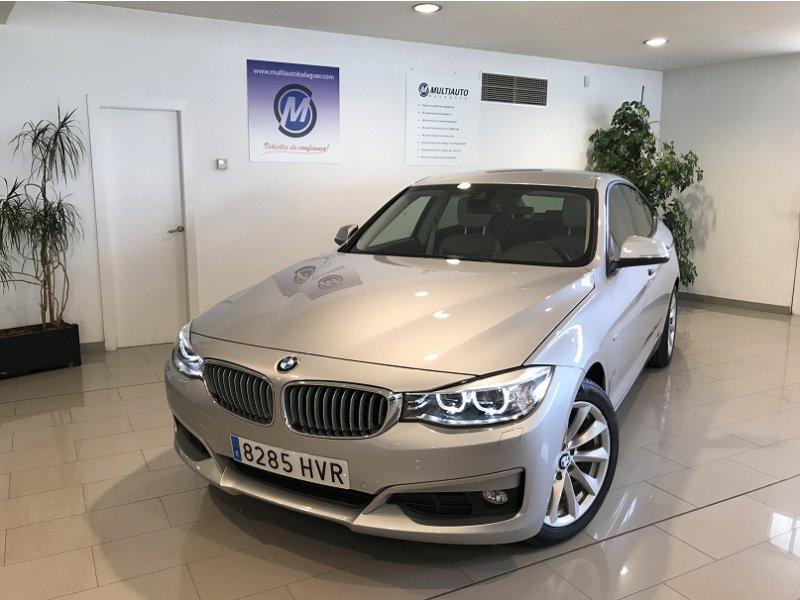 BMW Serie 3 320d 184 CV Gran Turismo -