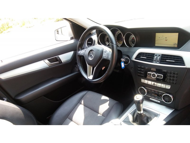 Mercedes-Benz Clase C C 220 CDI Blue Efficiency Avantgarde