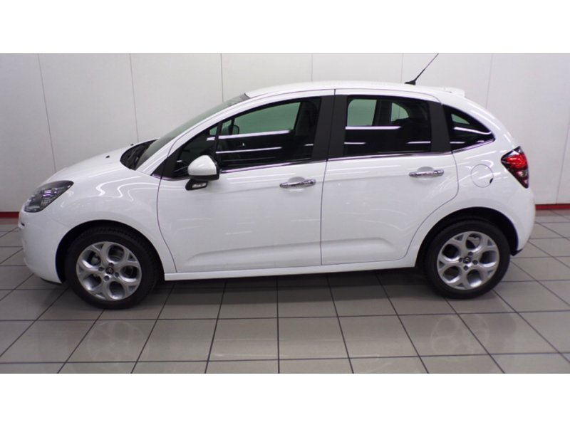 Citroen C3 BlueHDi 75 Tonic