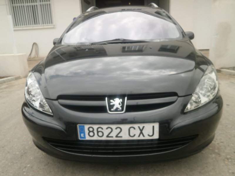 Peugeot 307 SW 2.0 HDi 110 PACK