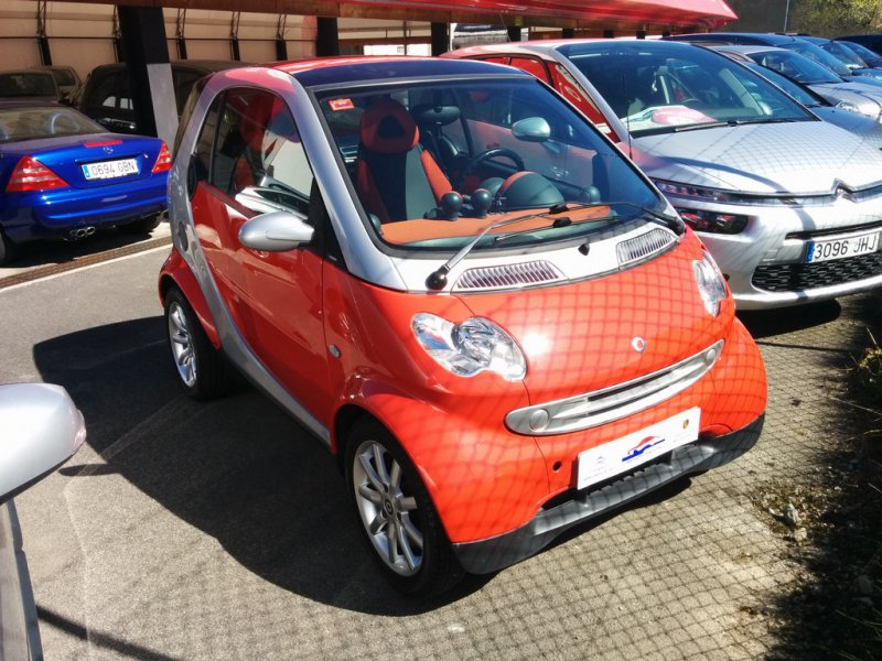 Smart Fortwo coupe 61CV pulse