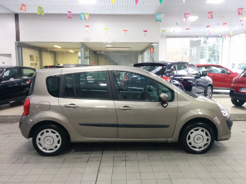 Renault Grand Modus 1.2 16v 75 eco2 Authentique