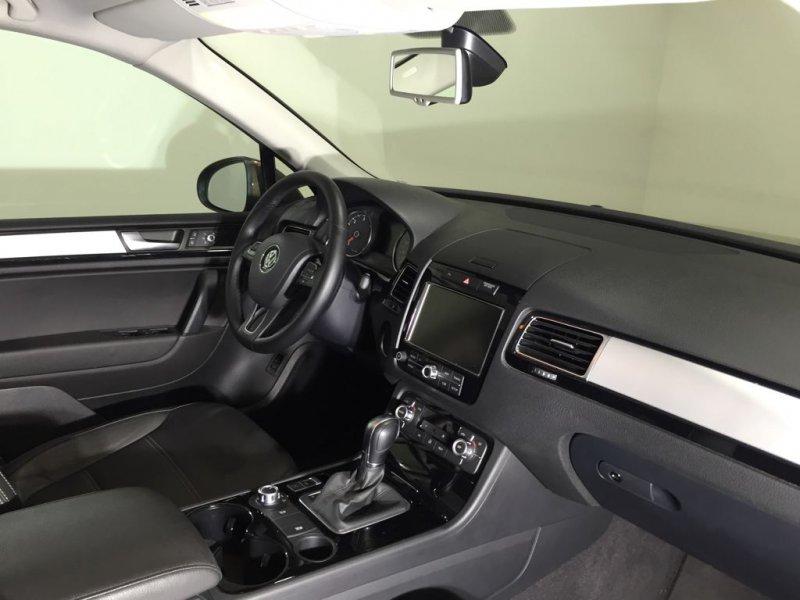 Volkswagen Touareg 3.0 V6 TDI 204 Tiptronic Pure BMT Pure Bluemotion