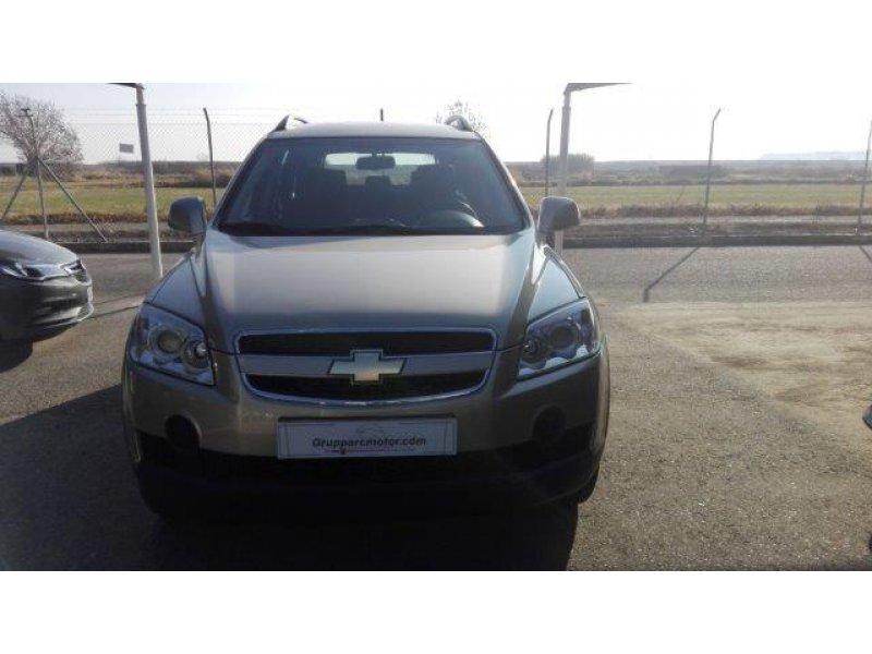 Chevrolet Captiva 2.0 VCDI 16V 7 Plazas LT